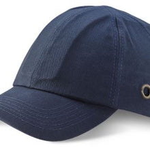 Beeswift Navy Safety Baseball Bumper Cap BS074N