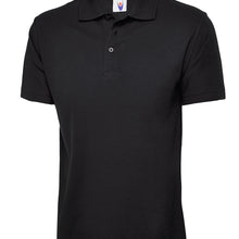Uneek Classic Polo Shirt Black UC101