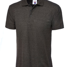 Uneek Classic Polo Shirt Charcoal UC101