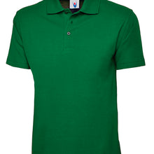 Uneek Classic Polo Shirt Kelly Green UC101