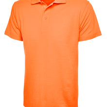 Uneek Classic Polo Shirt Orange UC101