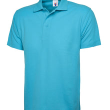 Uneek Classic Polo Shirt Sky Blue UC101