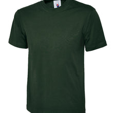 Uneek Classic T-Shirt Bottle Green UC301