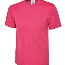 Uneek Classic T-Shirt Hot Pink UC301