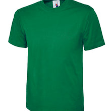 Uneek Classic T-Shirt Kelly Green UC301
