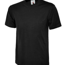 Uneek Premium T-Shirt Black UC302