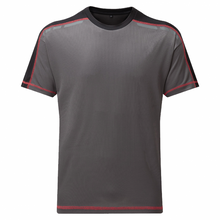 Castle Tuffstuff Elite T-Shirt 151 Grey/Red