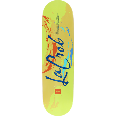 CHOC ROBERTS LACROB FLAVOR PACK Deck 8.12