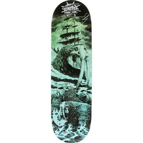 CREATURE RUSSELL BLACK ABYSS Deck 8.5