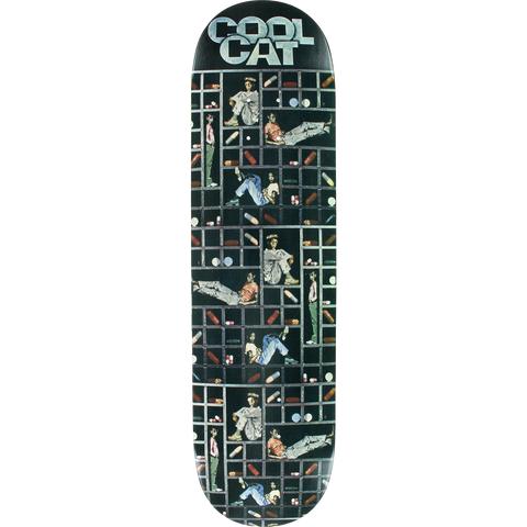 DW LIZ-KING COOL CAT Deck 8.12