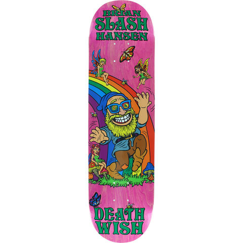 DW SLASH HAPPY PLACE Deck 8.0