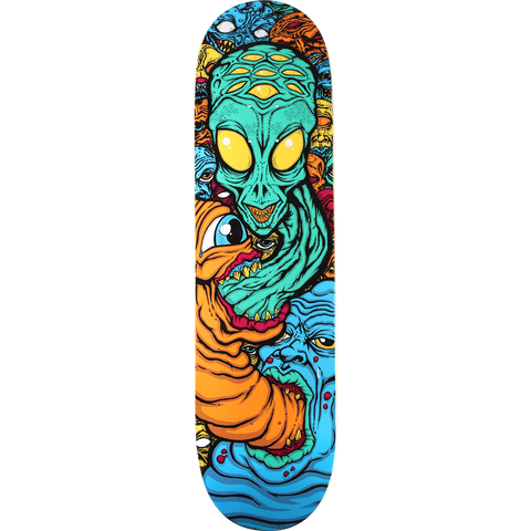 DW WILLIAMS SPEW II Deck 8.38