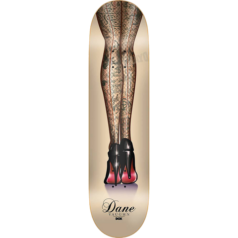 DGK VAUGHN GODDESS Deck 8.1