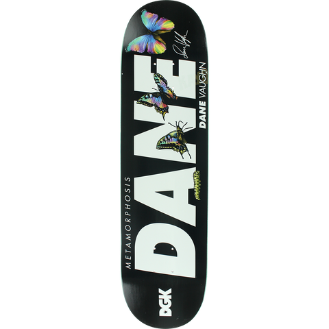 DGK VAUGHN METAMORPHOSIS Deck 8.06