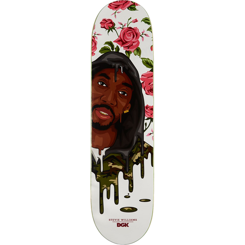 DGK WILLIAMS MURKED Deck 8.1