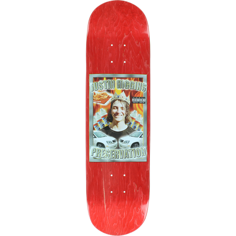 PRESERVATION HIGGINS PARENTAL ADVISORY Deck 8.25