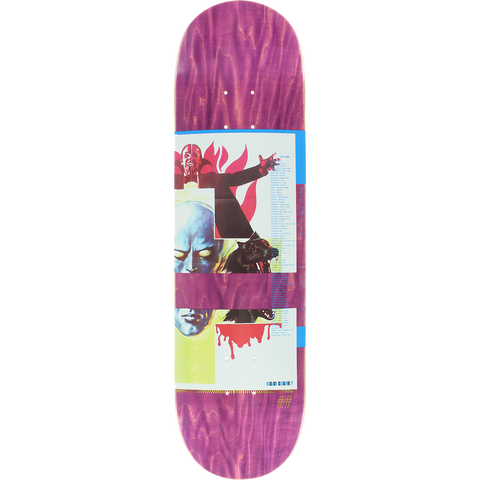 SCUMCO DOWNEY ANTI-DOWNEY Deck 8.12