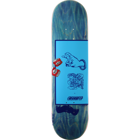 SCUMCO NICHOLSON DRAGON FIST Deck 8.12