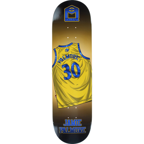 SK8MAFIA PALMORE HALL OF FAME Deck 8.38