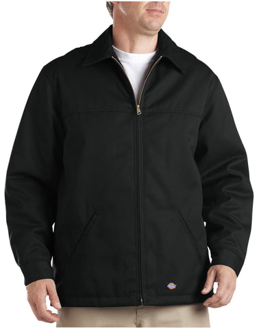 Dickies Insulated Hip Length Jacket: MENS JACKETS - BLACK: 78266ALBK