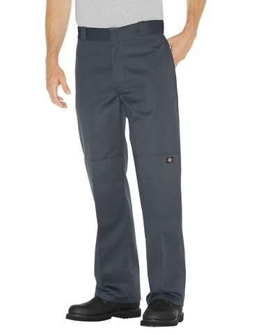Dickies Double Knee Work Pant: Charcoal - 85283CH