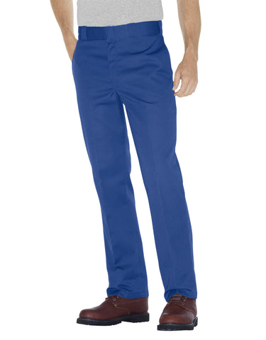 Dickies Original Fit 874 Trade; Work Pant: Royal Blue - 874RB