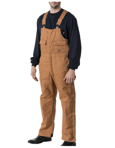 Keller Zero-Zone™ Insulated Bib: MENS BIB OVERALLS - PECAN: 93053PC9