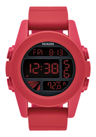 Nixon Unit Watch All Red A197-191