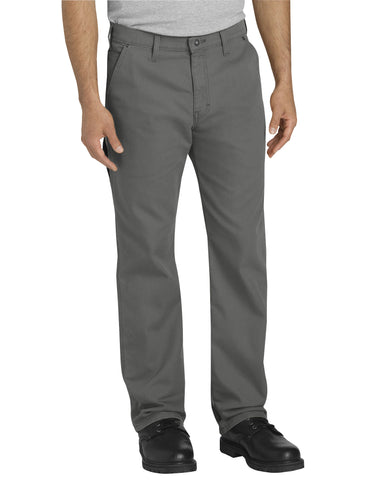 Dickies Tough Max - 8482; Duck Carpenter Pant: Stonewash Slate - DP802SSL