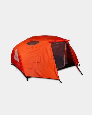 Poler 2+ Person Tent Burnt Orange