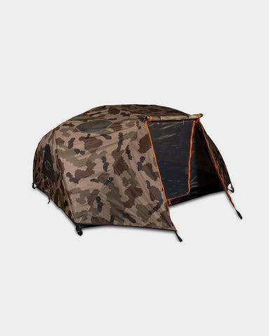 Poler 2+ Person Tent Furry Camo