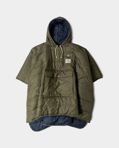 Poler Reversible Camp Poncho