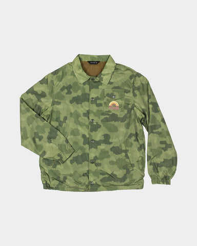 Poler Mountain Rainbow Coaches Jacket