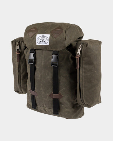 Poler Classic Rucksack Cotton Canvas