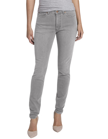 Dickies Womens Skinny Denim Jean: WOMENS JEANS - STONEWASHED GREY: FD145SWG