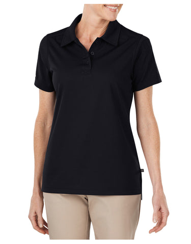 Dickies Womens Tactical Polo: WOMENS TOPS - BLACK: FS952BK