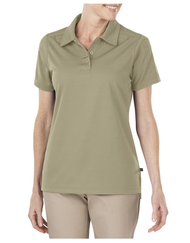 Dickies Womens Tactical Polo: WOMENS TOPS - DESERT SAND: FS952DS