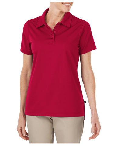 Dickies Womens Tactical Polo: WOMENS TOPS - ENGLISH RED: FS952ER