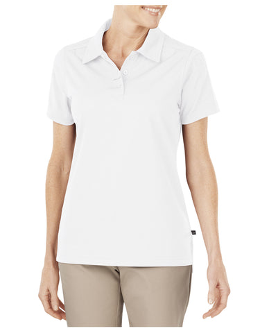 Dickies Womens Tactical Polo: WOMENS TOPS - WHITE: FS952WH