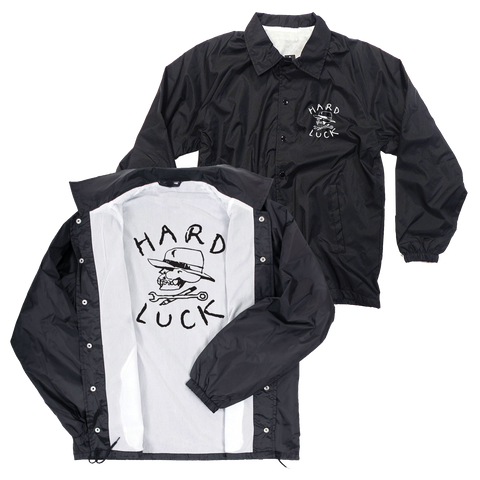 Hard Luck OG Coaches Jacket
