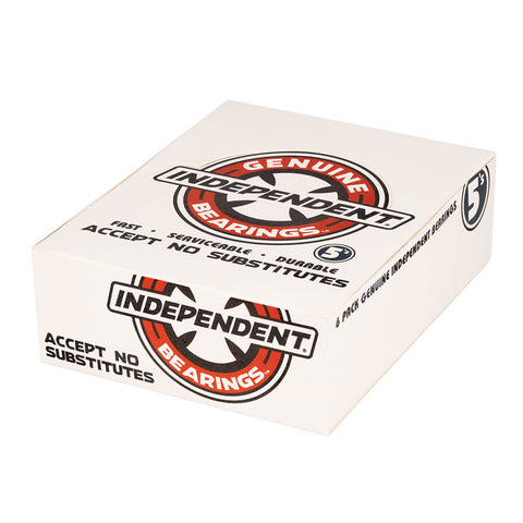 Independent Bearings Genuine Parts 5s CASE=6 Box/8 Bearings