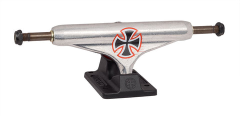 Independent Stage 11 Hollow Wes Kremer Speed Two Silver Matte Black Standard 1 Set (2 trucks)