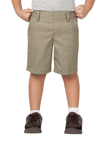 Dickies Toddler Unisex Pull-On Short: BOYS SHORTS - KHAKI: KR224KH