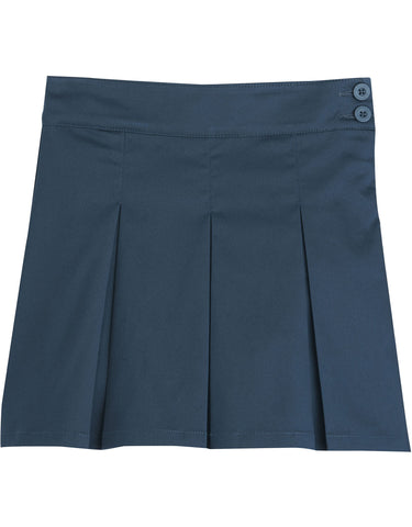 Dickies Girls Super Stretch Skort: GIRLS SKORTS - DARK NAVY: KT525DN