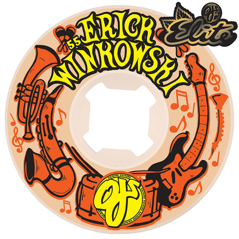 OJ Wheels Winkowski Jazz 55mm Elite 101a OJ Skateboard Wheels
