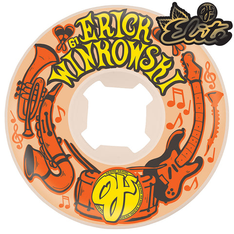 OJ Wheels Winkowski Jazz 61mm Original 97a OJ Skateboard Wheels