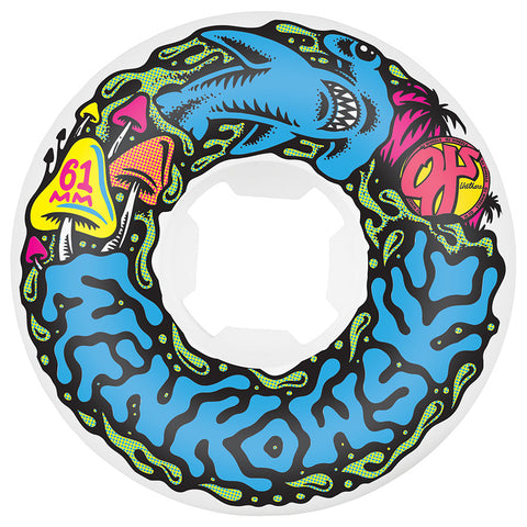 OJ Wheels Winkowski 61mm Original 99a OJ Skateboard Wheels
