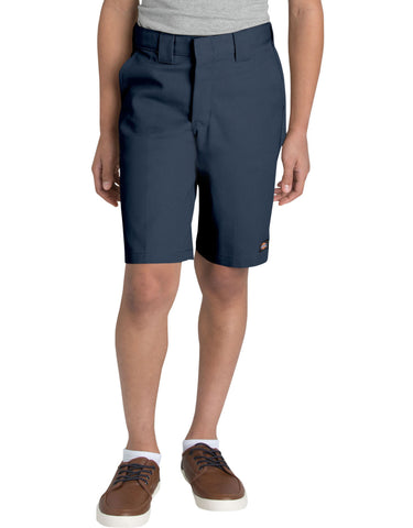 Dickies Boys Multi-Use Pocket Short: BOYS SHORTS - DARK NAVY: QR200DN