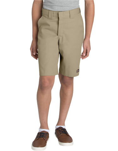 Dickies Boys Multi-Use Pocket Short: BOYS SHORTS - DESERT SAND: QR200DS