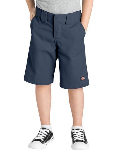 Dickies Boys Multi-Use Pocket Short: BOYS SHORTS - DARK NAVY: QR3200DN